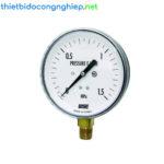 Đồng hồ áp suất Wise P140