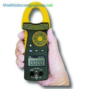 Ampe kìm AC/DC Lutron CM-9940