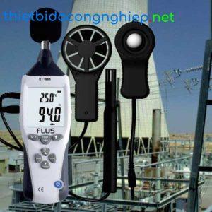 Thiết bị đo môi trường đa năng Flus ET-965