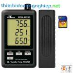 Thiết bị đo nồng độ khí CO2 LUTRON MCH-383SD