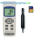 Thiết bị đo nồng độ oxy hòa tan Lutron DO-5512SD