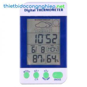 Thiết bị đo nhiệt độ và độ ẩm M&MPro HMAMT-110