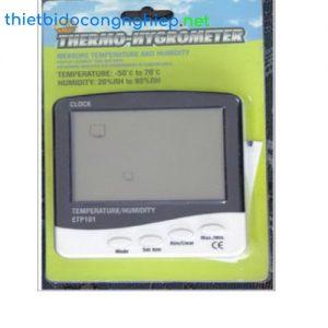 Thiết bị đo nhiệt độ và độ ẩm M&MPro HMETP101