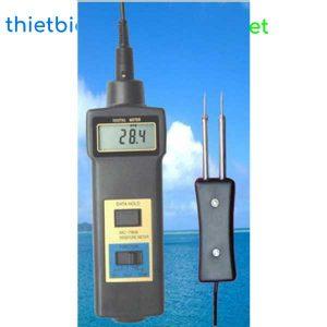 Thiết bị đo độ ẩm vật liệu sợi M&MPro HMMC7806
