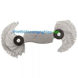 Bộ dưỡng đo ren Mitutoyo 188-151 (0.4-7mm)