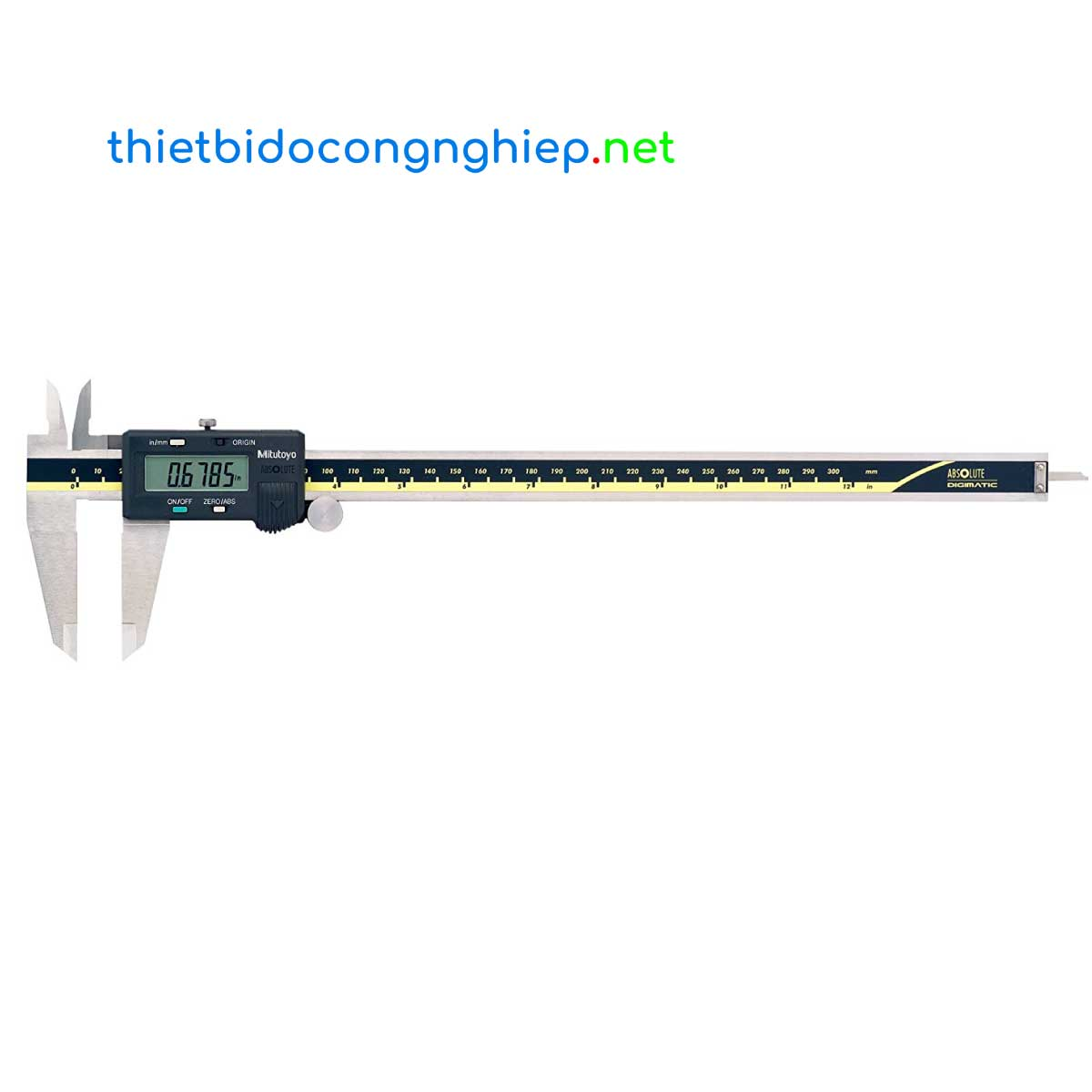 Thước cặp điện tử Mitutoyo 500-153-30 (0-300mm) (SPC)