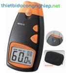 Thiết bị đo độ ẩm gỗ M&MPro HMMD912