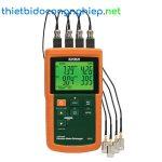 Máy đo và ghi độ rung 4 kênh Extech VB500