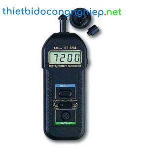 Máy đo tốc độ vòng quay Lutron DT-2238