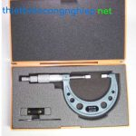 Panme đo ngoài đầu dẹp Mitutoyo 122-102 (25-50mm)