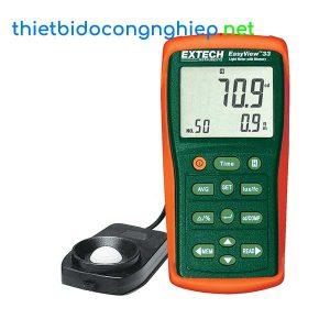 Thiết bị đo ánh sáng Extech EA33