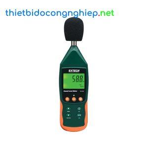 Thiết bị đo độ ồn âm thanh Extech SDL600