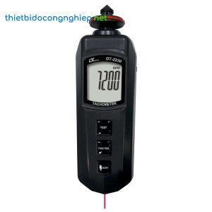 Thiết bị đo tốc độ vòng tua Lutron DT-2230
