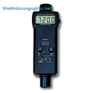 Thiết bị đo tốc độ vòng tua Lutron DT-2259
