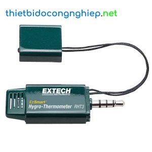 Nhiệt kế đo độ ẩm và nhiệt độ Extech RHT3