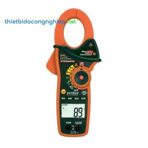 Ampe kìm kết hợp nhiệt kế hồng ngoại Extech EX840 (1000A AC/DC)