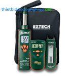 Bộ dụng cụ kiểm tra độ ẩm Extech MO280-KW