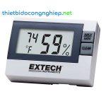 Đồng hồ giám sát nhiệt độ và độ ẩm Extech RHM15