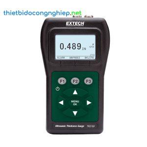 Máy đo độ dày thép kỹ thuật số siêu âm Extech TKG100 (0,5 – 508mm)