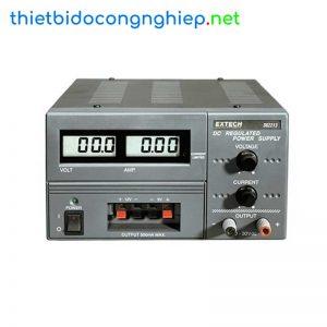 Nguồn DC Extech 382213 (0-30V/3A, 5V/0.5A, 12V/0.5A)