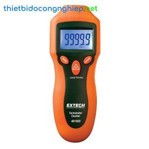 Máy đo tốc độ vòng quay không tiếp xúc Extech 461920