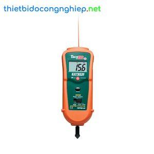 Máy đo tốc độ vòng quay tiếp xúc và không tiếp xúc Extech RPM10