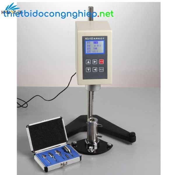 Máy đo độ nhớt chất lỏng HINOTEK NDJ-8S (10-2.000.000 mPa.s)