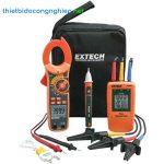 Bộ dụng cụ kiểm tra điện Extech MA640-K