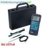 Máy đo độ pH / mV / nhiệt độ Extech 407228