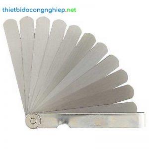 Bộ dưỡng đo bề dày Mitutoyo 184-305S (0.05-1mm/13 lá/110mm)