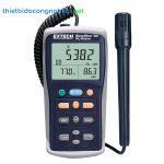 Máy đo khí CO2/ nhiệt độ/ độ ẩm/ điểm sương Extech EA80