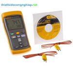 Đồng hồ đo nhiệt độ FLuke 52-II