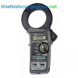 Ampe kìm đo dòng dò Kyoritsu 2413R (True RMS/200mA/2/20/200A/1000A)