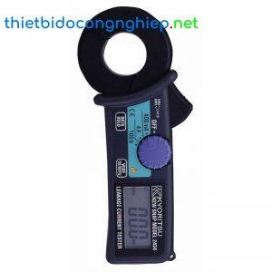 Ampe kìm đo dòng dò Kyoritsu 2434 (400mA/4/100A)