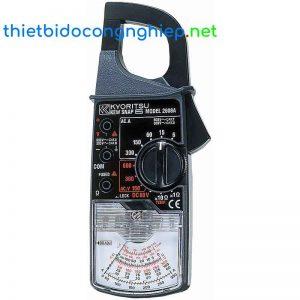Ampe kìm AC chỉ thị kim Kyoritsu 2608A (300A)