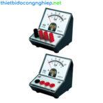 Ampe kế DC để bàn Sew ED-205 (DC50mA/500mA/5A; 205DCA 301± 2% f.s)