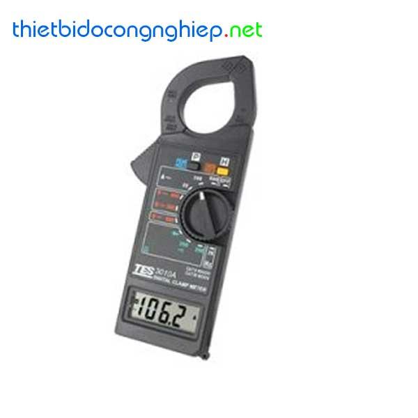 Ampe kìm TES-3010A (1000V/600A)