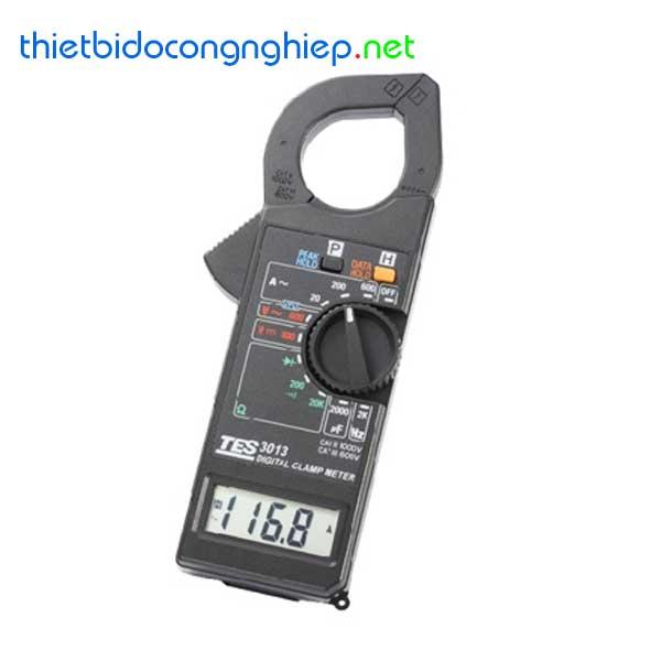 Ampe kìm TES-3014 (AC/DC True RMS)