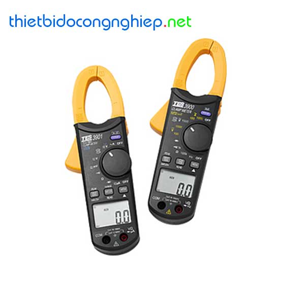 Ampe kìm TES-3901 (AC/DC 1000V/1000A True RMS)