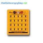 Bảng điện trở mẫu Lutron CBOX-406