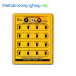 Bảng điện trở mẫu Lutron LBOX-405