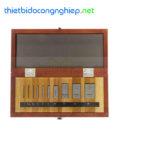 Bộ căn mẫu 10 chi tiết Mitutoyo 516-101-10 (thép; cấp 1)