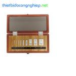 Bộ căn mẫu 10 chi tiết Mitutoyo 516-153-10 (kiểm tra panme; cấp 1)