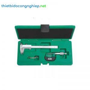 Bộ dụng cụ cơ khí 2 chi tiết Insize 5021