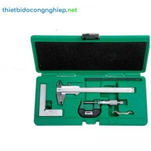 Bộ dụng cụ cơ khí 4 chi tiết Insize 5041