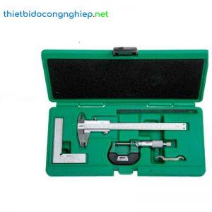 Bộ dụng cụ cơ khí 4 chi tiết Insize 5042