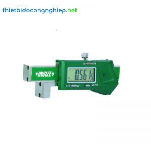 Đồng hồ đo chiều cao và khoảng cách rãnh Insize 2168-12 (0-12.7mm/0.01mm)
