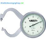 Đồng hồ đo độ dày Insize 2863-10 (0-10/0.1mm)