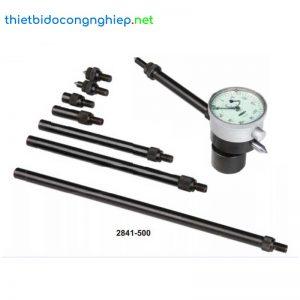 Đồng hồ đo độ lệch trục khuỷu Insize 2841-300 (60-300mm, 0.01mm)