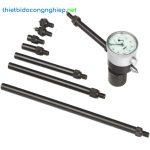 Đồng hồ đo độ lệch trục khuỷu Insize 2841-500 (60-500mm, 0.01mm)
